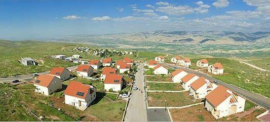 מרענן מפת בקעת הירדן | כל היישובים במועצה איזורית בקעת הירדן KP-35